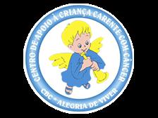 Logo Centro de Apoio à Crianças Carentes com Câncer