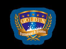 Logo Golden Formaturas